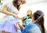 [全日制] ファッション学部 『アーティスト用 オリジナル衣装』 作品撮りに密着!