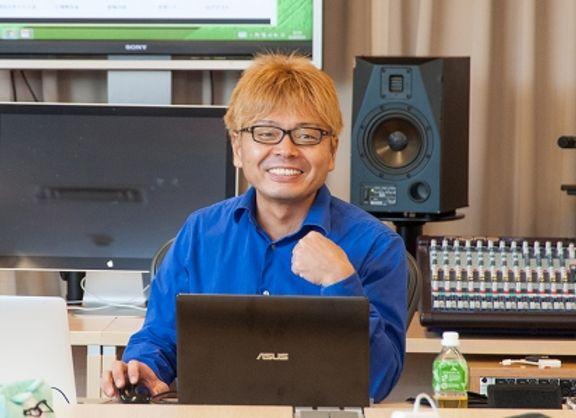 【東京校】VOCALOIDの生みの親 ヤマハ株式会社 剣持秀紀さん特別授業!