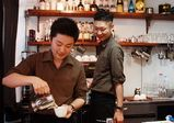 LV CLUB カフェ&バリスタユニットの『G'day cafe』がオープン!【レコールバンタンブログ☆】
