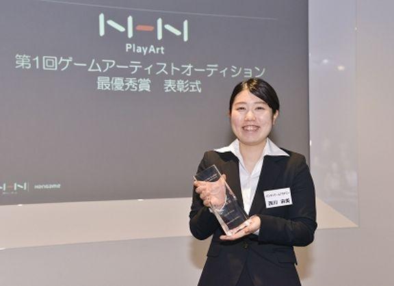 【東京校】NHN PlayArt様のオーディションで、学生が最優秀作品賞を受賞!