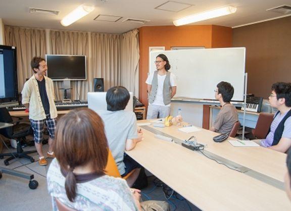 【東京校】降臨!スクウェア・エニックス様によるサウンドクリエイター特別授業