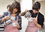 [FOODING STUDIO]プロに教わりながらカフェドリンクに挑戦しよう♪【レコールバンタンブログ☆】