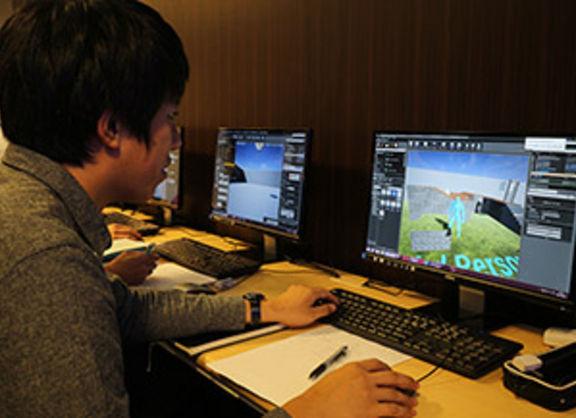 【大阪校】『関西 Unreal Engine4 ハンズオンセミナー』開催!