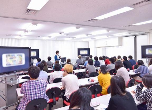 【東京校】グリー株式会社様によるUIデザインのトップシークレット授業を開催!