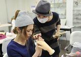 デザインスカルプチュアを学ぼう♪ネイルサロン「Luxjelyca」川名麻子講師による特別授業★