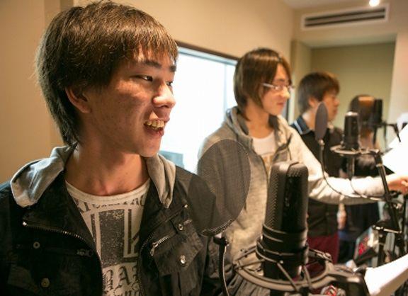 【東京校】「COMITIA(コミティア)」出品に向け、学生がオリジナルのドラマCDを制作中!