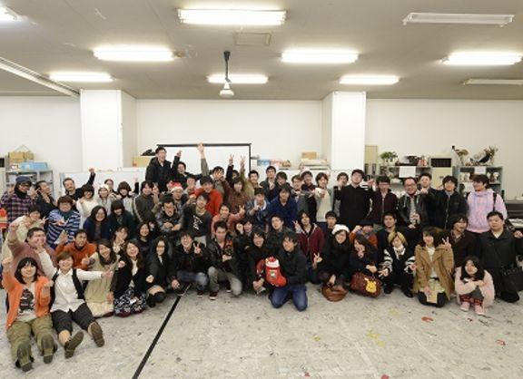 【東京校】白熱のスマブラ大会も!クリスマスパーティ2014をレポート★