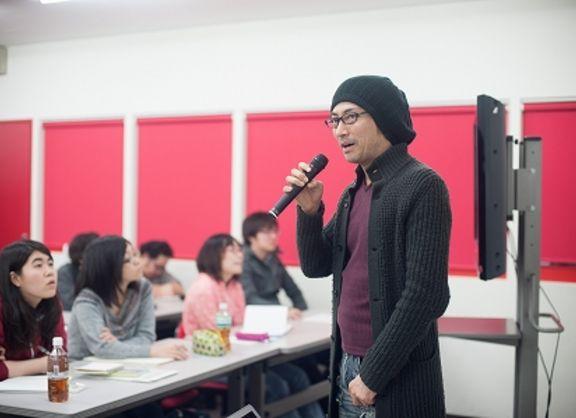 【東京校】誰も教えてくれない就職と業界のリアルを大公開!アートディレクター川和夕記さんの特別講義開催!