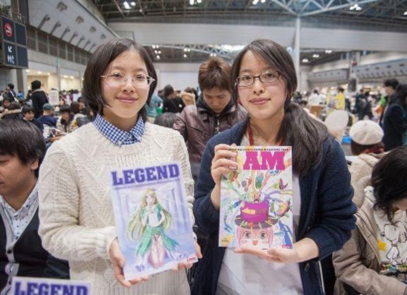 【東京校】自主制作マンガ誌展示即売会「コミティア111」に出展!
