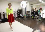 めざせ、憧れのファッション誌! 修了展に向けてファッションスタイルBOOK・ブライダルBOOKの撮影に密着!