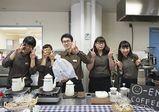 <デザインフードプロジェクト>『SHIPS』をイメージしたコーヒーメニュー開発に挑戦!【レコールバンタンブログ☆】