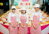 「あべのハルカス1周年記念バースデーケーキ」を製作!!!【レコールバンタンブログ☆】