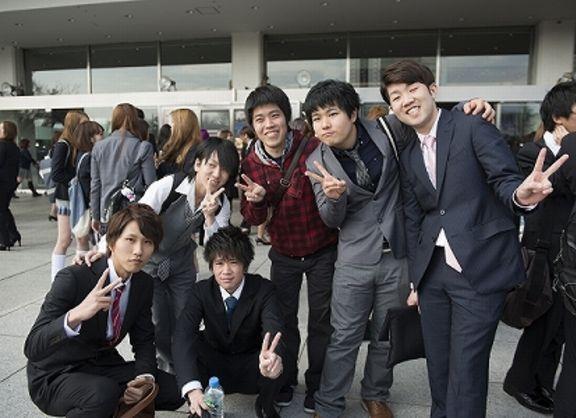 【東京校】ようこそバンタンゲームアカデミーへ!平成27年度バンタングループ入学式☆