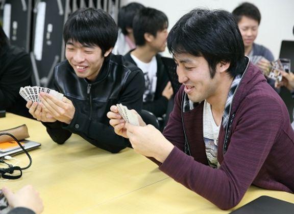 【東京校】プログラマーの基本の「き」を学ぶ!ゲームプランナー専攻1年生の授業に密着!