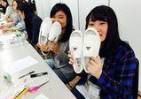 [全日制]オリジナルシューズをつくろう!大阪校のゴールデンウィークセミナー~ファッションVer.【 バンタンデザイン研究所blog 】