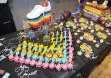 ジェフリーキャンベル×メイベリンNY新作発表会で、学生がイベント来場者にオリジナルフード&スイーツを提供!【レコールバンタンブログ☆】