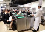 総料理長のデモンストレーションも!アニヴェルセル株式会社会社説明会をレポート!【レコールバンタンブログ☆】