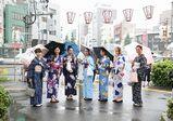 日本のお祭りを知ろう♪浴衣をまとって、入谷朝顔まつりへ!