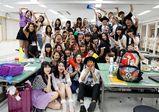 [全日制]憧れの業界を体験!東京校のサマーセミナーに密着!~ファッション・ヘアメイク編 PART.2~【 バンタンデザイン研究所blog 】