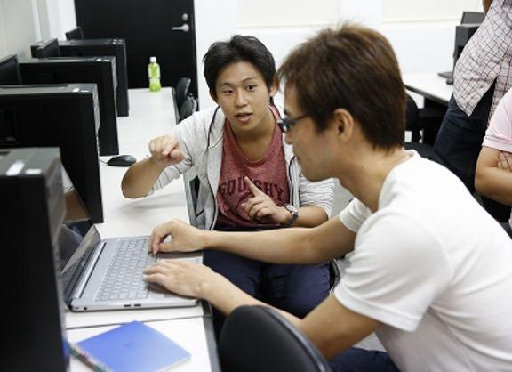 【東京校】世界的人気ゲーム『サイコブレイク』のゼニマックス・アジア様とのコラボ授業~プログラマー編~