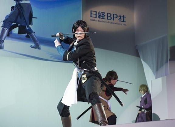 【東京校】コスプレ部、初の大舞台!東京ゲームショーCOSPLAY COLLECTION NIGHT!@TGSに出演!