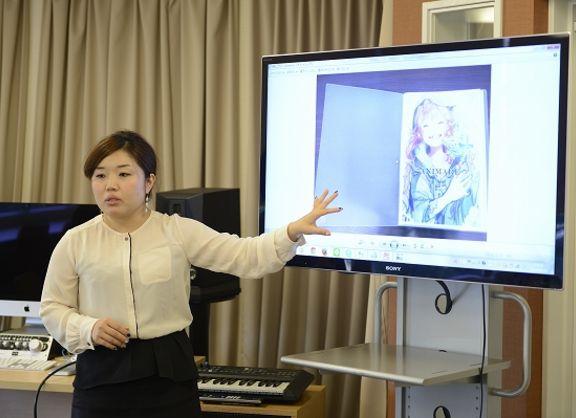 【東京校】株式会社ジークレスト様のデザイナーによるイラスト審査会に密着!