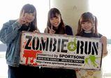 ゾンビが大量発生!?『ZOMBIE RUN』にヘアメイクとして参加!