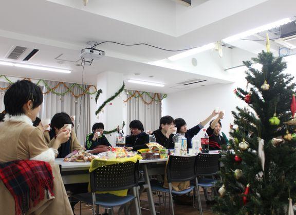 【大阪校】みんなでメリークリスマス!クリスマスゲーム大会開催!!!!!