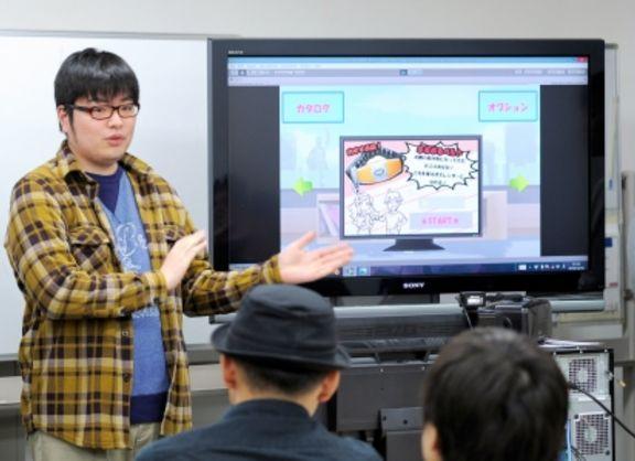 【東京校】後期チーム制作はいよいよ大詰め!完成間近のβ版のゲームをプレゼン