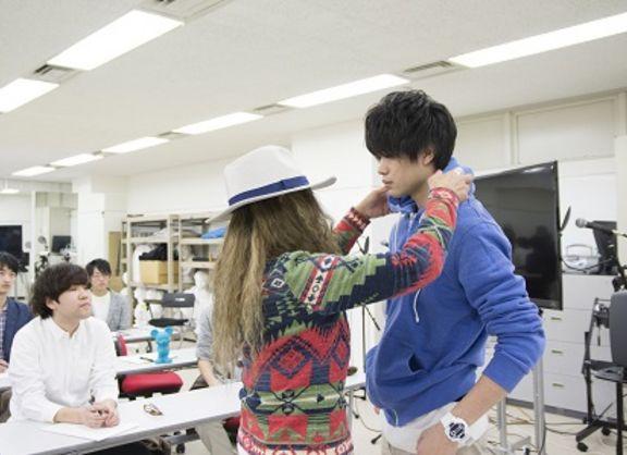 【東京校】めざせ、オーディション突破!声優学部向けファッション特別講座