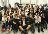 [全日制]大阪校のWinter Seminar!!ヘアメイク編*西野カナさんやE-girlsを手掛ける講師がメイクを直伝!【バンタンデザイン研究所blog】