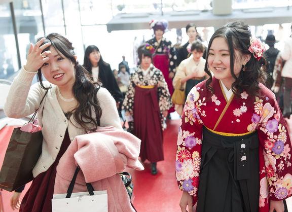 【東京校】 Congratulations!平成27年度バンタングループ卒業・修了式をレポート!