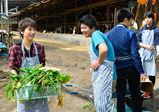 課外授業!磯沼ミルクファームの採れたて牛乳で作る「スープパスタ」【レコールバンタンブログ☆】