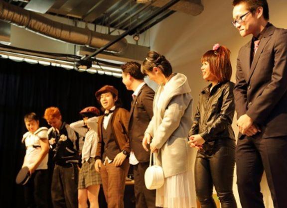 【東京校】2年間の集大成がここに!卒業公演「探偵事務所を想定した舞台演劇」