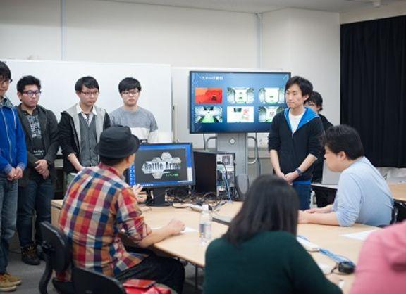 【東京校】チーム制作も、最終段階へ!マスター版発表会をTango Gameworks様にプレゼン!!