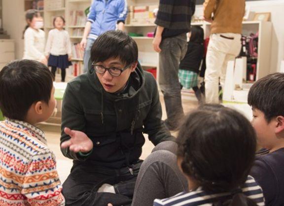【東京校】「こどもみらい塾」連動授業。アナログゲーム開発プレゼンテーション