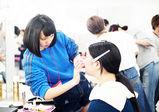 """[全日制]春夏のトレンドヘアメイクを学ぶ!GWセミナー""""ヘアメイクコース""""開催【 バンタンデザイン研究所blog 】"""