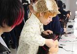 在校生による「プレスクール(入学前授業)」【バンタンデザイン研究所 高校blog(ブログ)】