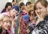 [高等部] 学内イベントレポート『高等部の納涼祭!浴衣を着て、記念撮影会』【バンタンデザイン研究所 高校 blog(ブログ)】