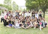 ♡女子校パワー炸裂♡1・2年生合同BBQ&レクリエーション!!