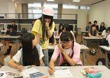 [全日制]相羽瑠奈ちゃん登場!SNSから考えるプレスのお仕事を体験しよう!【バンタンデザイン研究所blog】
