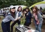 [東京校 イベントレポート]★ 合同BBQ!!★【バンタンデザイン研究所 高校ブログ】
