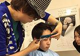 [大阪校 授業レポート]美容師になるためのトップスタイリスト講習【バンタンデザイン研究所 高校ブログ】
