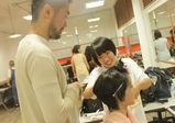 【大阪校】夏の体験イベント!サマーセミナー開催★ Hair Make編【バンタンデザイン研究所 高校 blog(ブログ)】