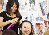 [全日制]パリで活躍するヘアスタイリスト 『Rimi』氏による特別授業!【 バンタンデザイン研究所 】