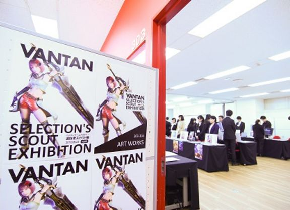 【東京校】作品が、最大の自己PR!就職スカウトありの作品展示会をレポート!