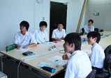 【東京校】茨城から学校見学に来られました!