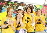 [全日制]SUMMER SONIC 2016『SONICART』にてバンタン生たちによるボディーペイント&ヘアエクステが大盛況!【 バンタンデザイン研究所 】