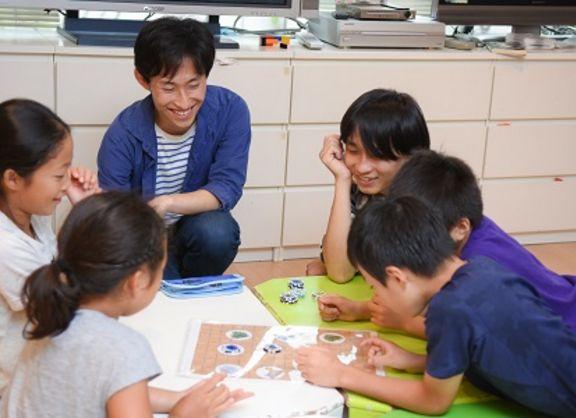 【東京校】ゲームプランナー専攻の集大成!「こどもみらい塾」にアナログゲームを!果たして子どもたちの反応は!?