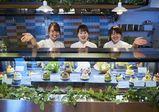 カフェ&バリスタ学科によるレストラン実習&パティシエ学科×Plantica販売実習